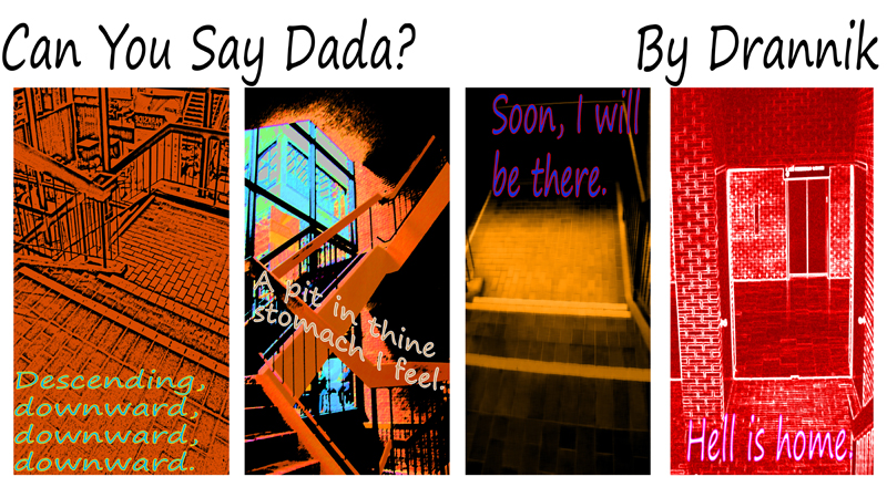 Negligence #122: Can You Say Dada? #3