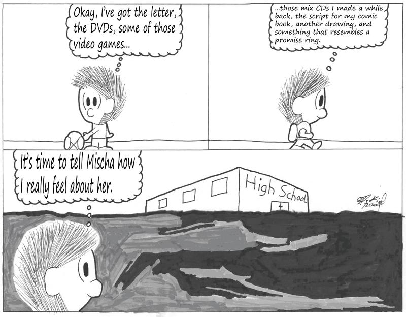 Negligence #251: To High School